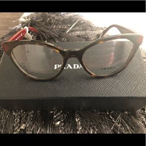 Prada Eye Glass Frames